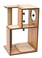 Vesper V-Box - Walnut - Large