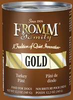 Fromm Gold Turkey Pâté Canned Dog Food