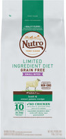 Nutro Limited Ingredient Diet Small Bite Lamb Dry Dog Food