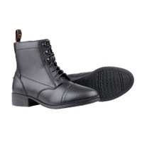 Dublin Kids Foundation Lace Paddock Boots - Black