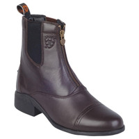 Ariat Women's Heritage III Zip up Paddock Boots - Brown