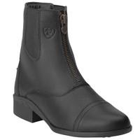 Ariat Women's Scout Zip Paddock Boots - Black