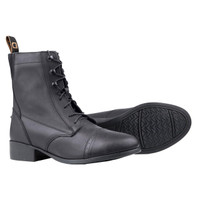 Dublin Women's Elevation Lace Paddock Boot - Black