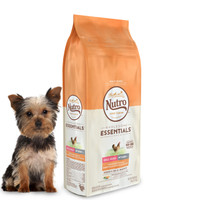 Nutro Farm Raised Chicken, Brown Rice & Sweet Potato Recipe  Small Breed Senior Dry Dog Food