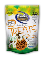 Nutrisource Grain Free Soft & Tender Lamb Dog Treat 6oz