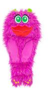 Outward Hound SqueakimalsLip Monster 21in Dog Toy