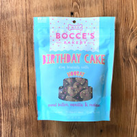 Bocce's Bakery Birthday Cake Biscuit 5oz