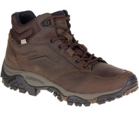 Merrell Men's Moab Adventure Mid Waterproof - Dark Earth