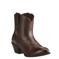 Ariat Women's Darlin Naturally Western Boots - Brown