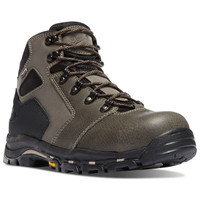 "Danner Men's Vicious 6"" Waterproof Composite Toe Work Boot - Black"