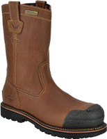 Thorogood Men's Chevron Wellington Waterproof Safety Toe Work Boots