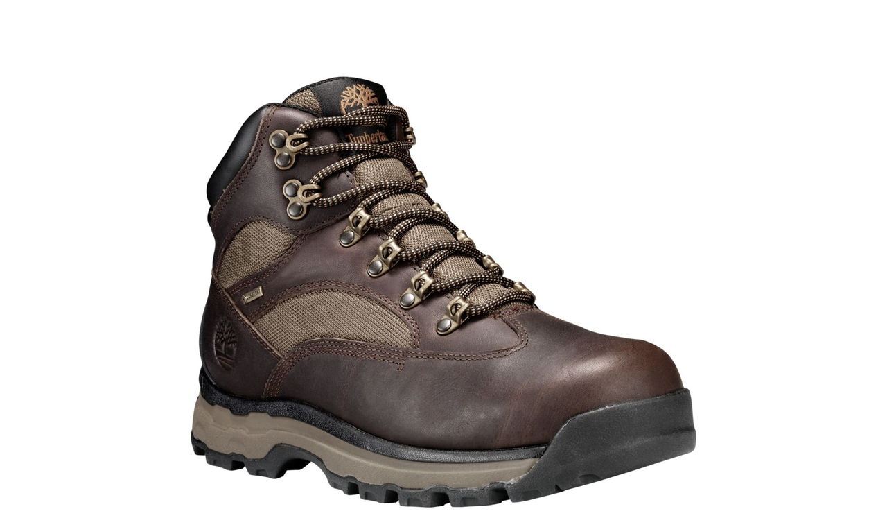 2a35e448ad8 Timberland Men's Chocorua Trail 2 Waterproof - Dark Brown - Chaar