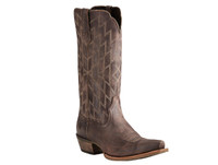 Ariat Women's  Heritage Southwest X Cowboy Boots - Chocolate