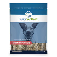 Bark Green Tripe Sticks Dog Treat