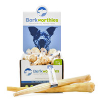 Bark Cow Tail - Mega  Dog Treat