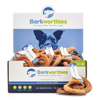Bark Bully Stick - Pretzel  Dog Treat