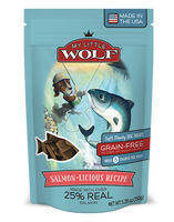 My Little Wolf Salmon-Licious Recipe Dog Treats