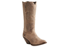 Ariat Women's  Shindig Weathered Cowboy Boots - Tan