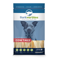 Bark  Cow Tail Dog Treat 6oz