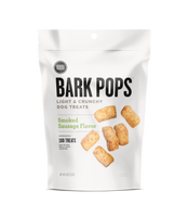 Bixbi Bark Pops Smoked Sausage Dog Treat 4oz