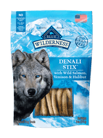 Blue Wilderness Denali Stix dog Treat