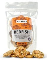 Icelandic Redfish Skin Roll 3oz