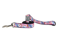 RCpet  Dog Leashes Hibiscus 6ft