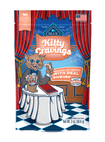 Blue Buffalo Kitty Cravings With Real Shrimp Cat Treats