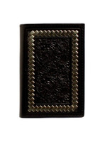 Ariat Rodeo Leather Wallet Black