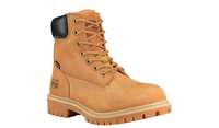 "Timberland Women's  Direct Attach 6"" Steel Toe Work Boots"