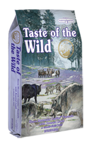 Taste of the Wild Sierra Mountain Canine Grain Free Dry Dog Food