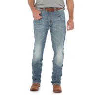 Wrangler 20X Slim Straight Jean - light wash
