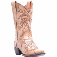 Dan Post  Women's Nora Tan Herbal Cowboy Boots