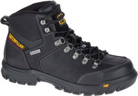 Cat Men's Threshold Waterproof Steel Toe Work Boot - Black