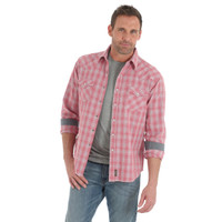 Wrangler Men's Retro Premium Long Sleeve Shirt