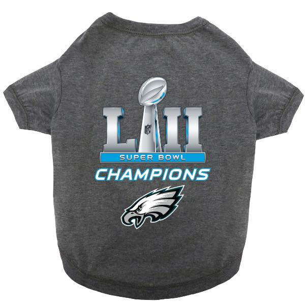 hot sales fa7be be2e8 NFL Philadelphia Eagles Super Bowl LII Championss Dog Jersey