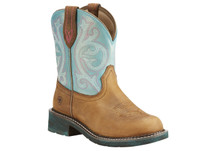 Ariat Women's  Fatbaby Heritage Cowboy Boots - Brown