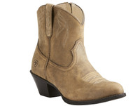 Ariat Women's  Darlin Cowboy Boots - Brown Bomber