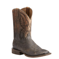 Ariat Men's Circuit Dayworker Cowboy Boots - Brown