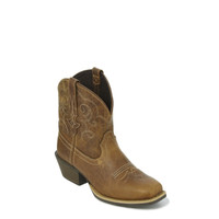 Justin Women's  Chellie Cowboy Boots -  Tan