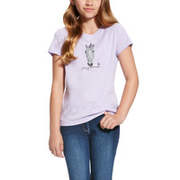 Ariat Kid's Party Animal Tee