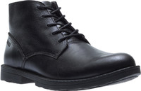 Wolverine Men's Bedford Chukka Steel Toe - Black