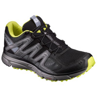 Salomon Men's X-Mission Black