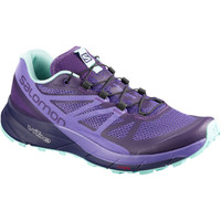 Salomon Women's Sense Ride Purple