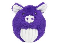 Squooshie Balls Pig Dog Toy