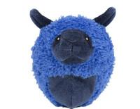 Squooshie Balls Lamb Dog Toy