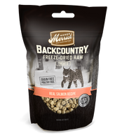 Merrick Backcountry Freeze-Dried Raw Treats - Real Salmon Recipe Cat Treat
