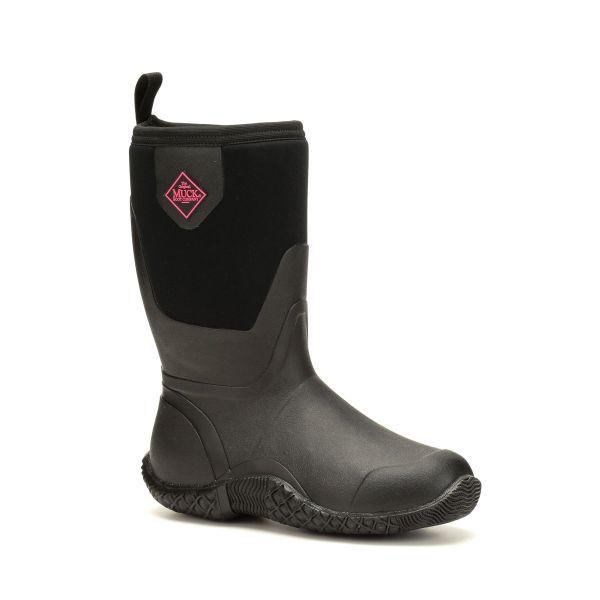 6f8eba63627 Muck Boots Women's Blaze Mid - Black/Pink