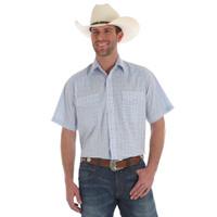 Wrangler Men's Orang Short Sleeves Shirt