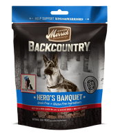 Merrick Backcountry Hero's Banquet Treats Dog Treat